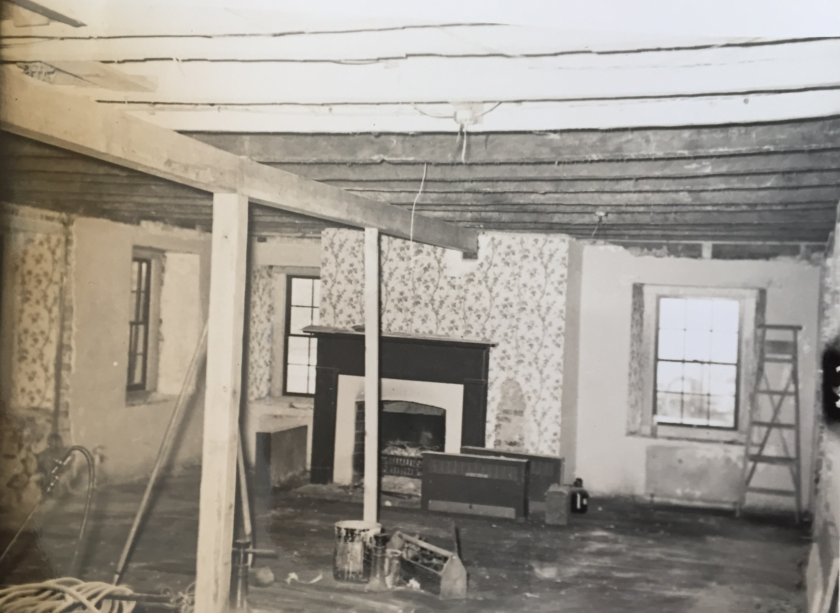 Burgwin Wright Basement Restorations Leslie Boney Jr.